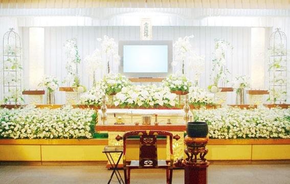 葬儀プラン 花水木(はなみずき)プラン