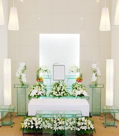家族葬プラン カーネーションプラン