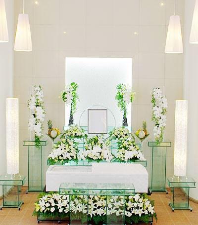 家族葬プラン カサブランカプラン