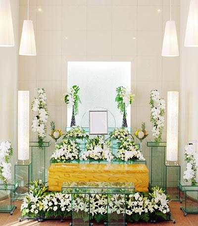 家族葬プラン カトレアプラン