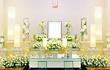 フラワー祭壇(果物付)