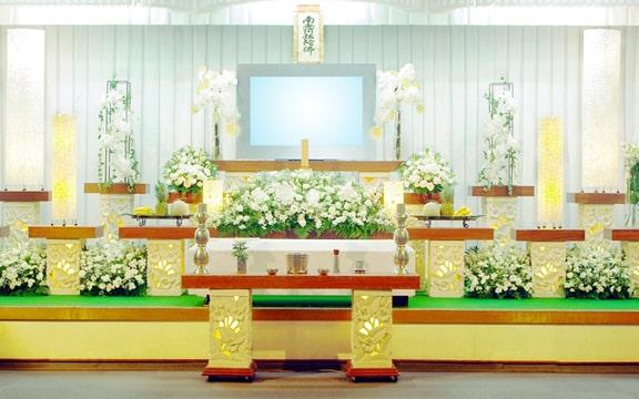 葬儀プラン 紫陽花(あじさい)プラン