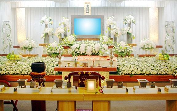 葬儀プラン 石楠花(しゃくなげ)プラン