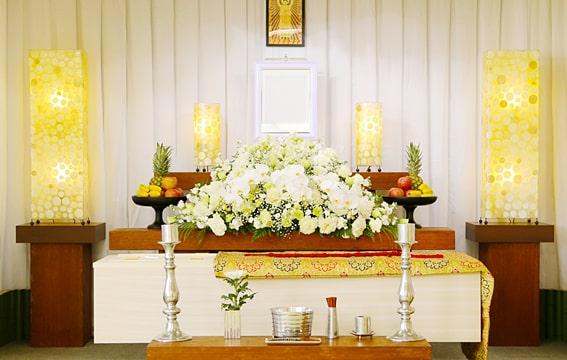 葬儀プラン 菜の花プラン